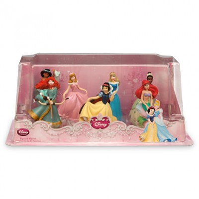 Набор фигурок Disney Princess Figure Play Set 1