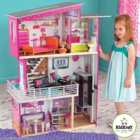 Домик Luxury Dollhouse