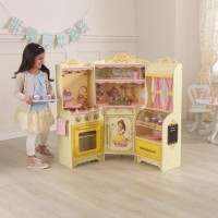 Детская кухня Kidkraft Disney Princess Belle Pastry Kitchen 53380