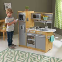 Детская кухня Kidkraft Uptown Naturel Kitchen