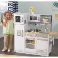Детская кухня Kidkraft Uptown White Kitchen 53364
