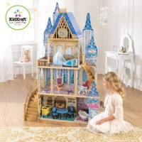 Кукольный домик Kidkraft Disney Princess Cinderella Royal Dream
