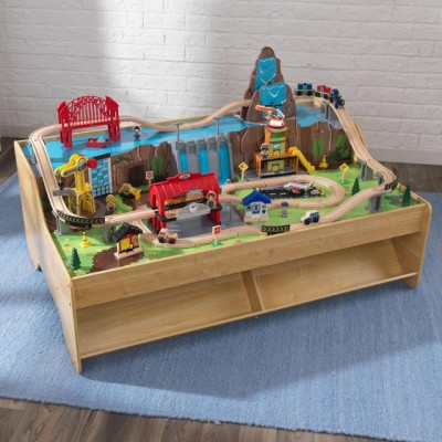 Игровой стол Train Set and Table Kidkraft 18007
