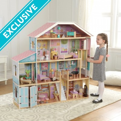 Домик для кукол Kidkraft Grand View Mansion Dollhouse