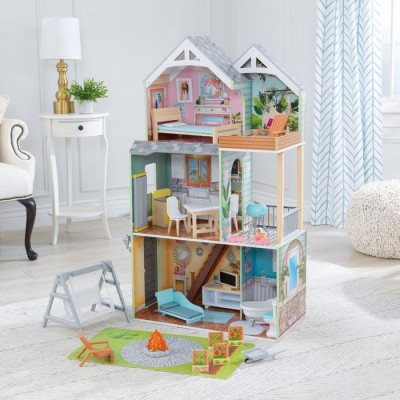 Домик Kidkraft Hallie Dollhouse